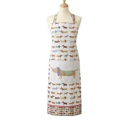 Ulster Weavers Cotton Apron Hot Dog Dachshund