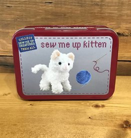 Sew Me Up Kitten In A Tin