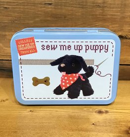 Sew Me Up Puppy In A Tin