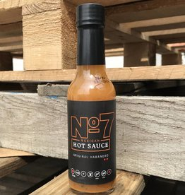 No 7 Hot Sauce Original Habanero