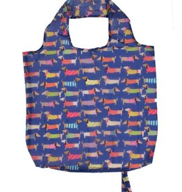 Ulster Weavers PVC Packable Bag Sausage Dog