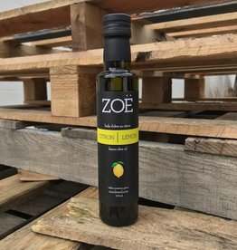 Zoe Infused Extra Virgin Olive Oil 250 ml Lemon