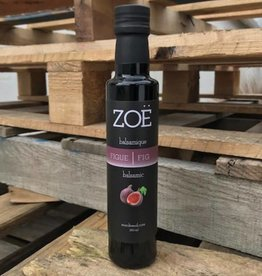 Zoe Balsamic Vinegar 250 ml Fig