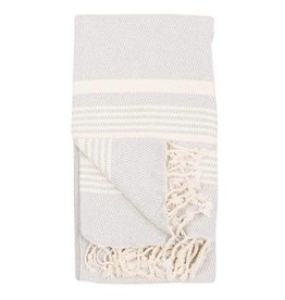 Pokoloco Turkish Towel  Hasir Mist