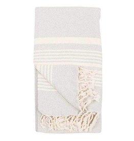 Pokoloco Turkish Towel  Hasir Mist