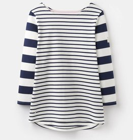 Joules Joules Striped shirt Lg Stripe on arms
