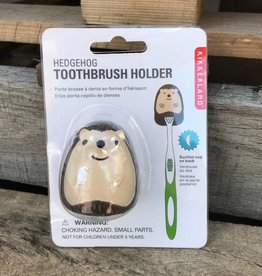 Kikkerland Toothbrush Holder Hedgehog