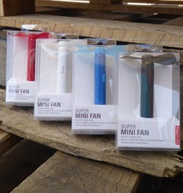 Kikkerland Super Mini Fan
