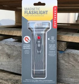 Kikkerland Magnetic  flat flashlight