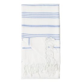 Turkish Towel Sultan White