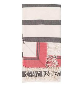 Pokoloco Turkish Towel Sello Zebra