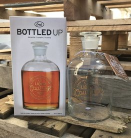Fred Bottled Up Decanter Liquid Courage