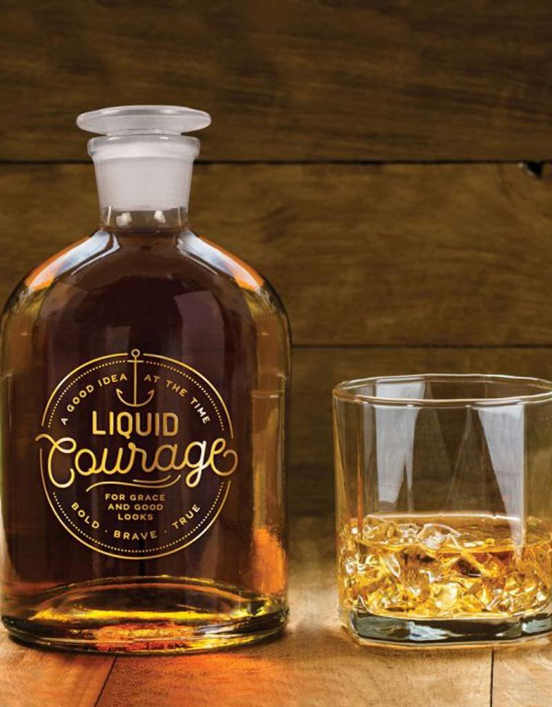 Fred 5186710 Bottled Up Decanter Courage