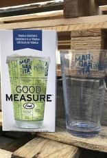 5192624 Good Measure Tequila Recipe Glass