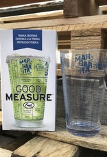 Fred 5192624 Good Measure Tequila Recipe Glass