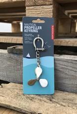 Kikkerland KR42 Nautical propeller keyring