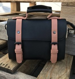 Elli Small Satchel Black
