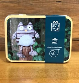 Olly Owl In A Tin