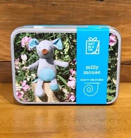 Milly Mouse In A Tin