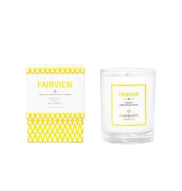 Vancouver Candle Company Fairview Boxed Candle