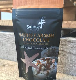 Saltwest Salted Caramel Chocolate