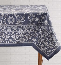 Tablecloth Mason Grey  60x120