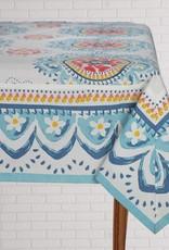 Tablecloth Rangoli Blue 60x90