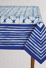 Tablecloth Shibori Indigo 60x120