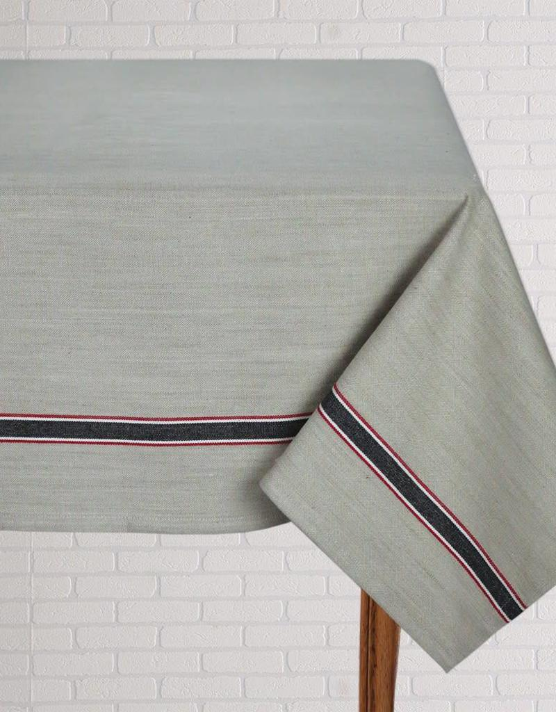 Tablecloth French Laundry Black 60x90