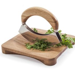 Mezzaluna Herb Chopper
