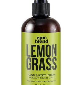 Lemon Grass Body Lotion 8oz