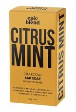 Citrus Mint Bar Soap 4 oz