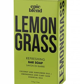 Lemon Grass Bar Soap 4 oz