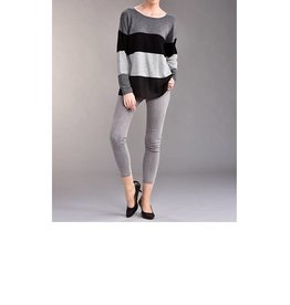 Charlie Page Striped Sweater FALL