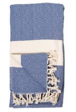 Pokoloko TTD13 turkish towel  Diamond Navy