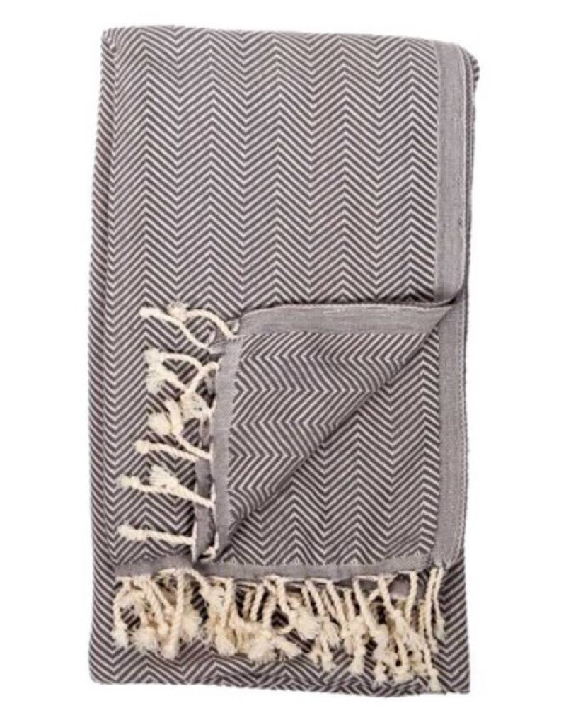 Pokoloko TTHE2 turkish towel  Herringbone Highway