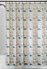 48220 Shower Curtain Maritime SC