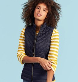 Joules Joules Brindley Quilted Marine Vest