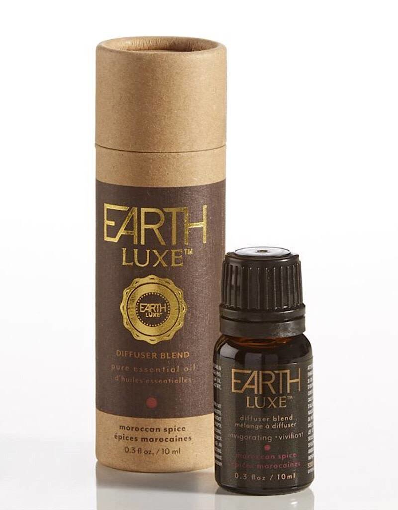 Earth Luxe Diffuser Blend Oil Moroccan Spice