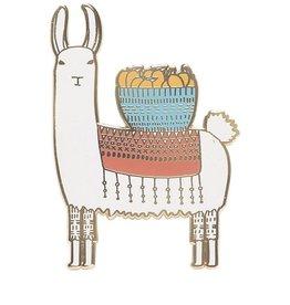 Now Designs 7001788 Pin Llamarama Lama