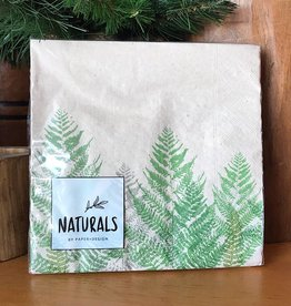Fern Natural Lunch Napkin