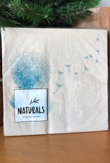 NA206 Fly Away Natural Lunch Napkin