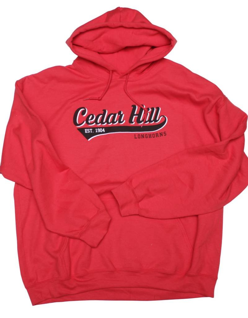 Red Cedar Hill Hoodies