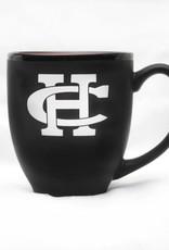Cedar Hill Black Ceramic Coffee Mug