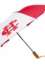 Cedar Hill Wooden Handle Umbrella