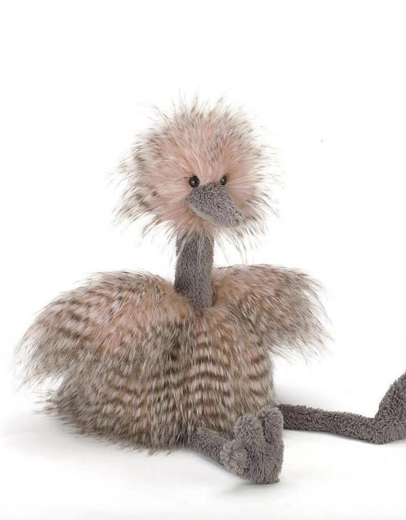 "Jellycat Odette Ostrich - 19"""