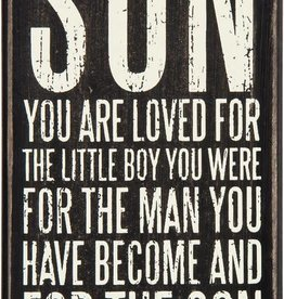 Son You Are Loved...Sign