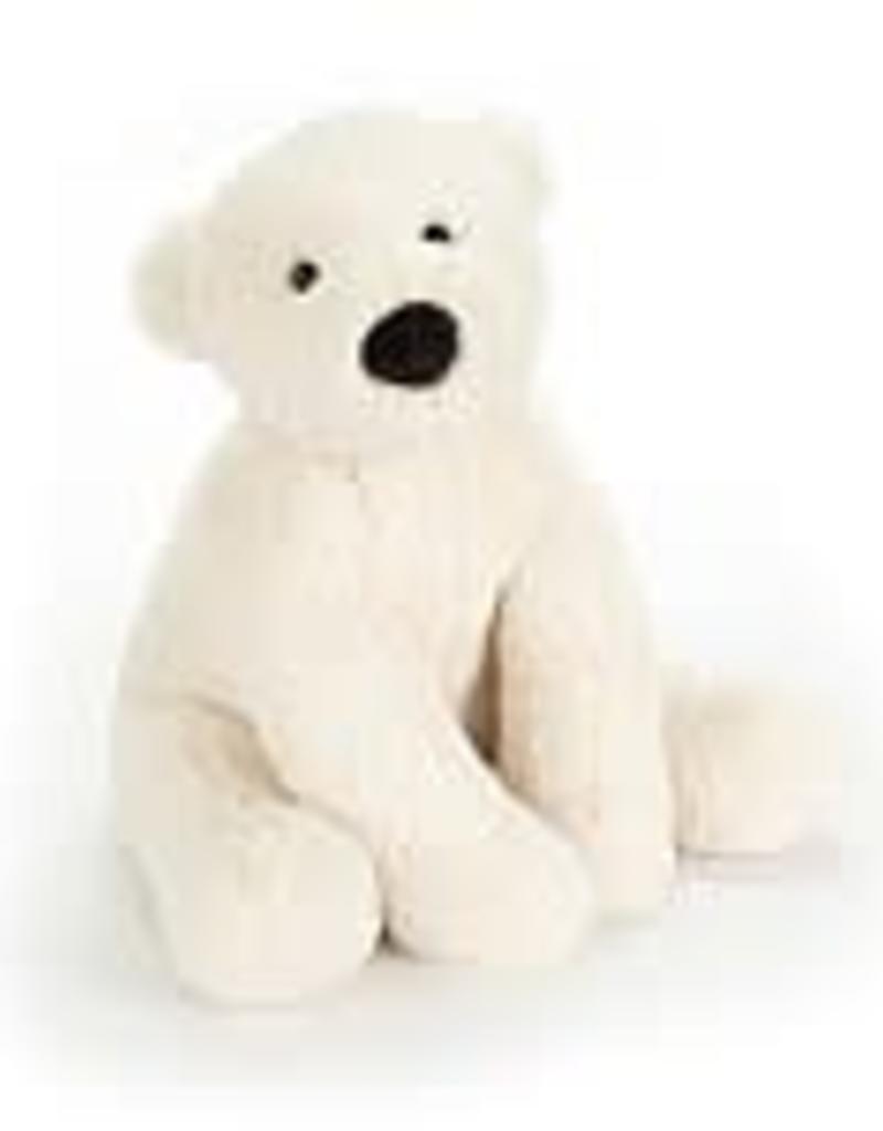 "Jellycat Perry Polar Bear - 14"" LARGE"