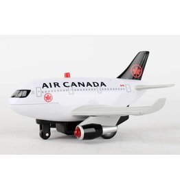 Air Canada Pull Back Toy With Light & Sound