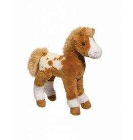 Douglas Freckles Golden Appaloosa Foal